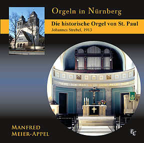 EL CD 051 - Orgel Nürnberg St. Paul